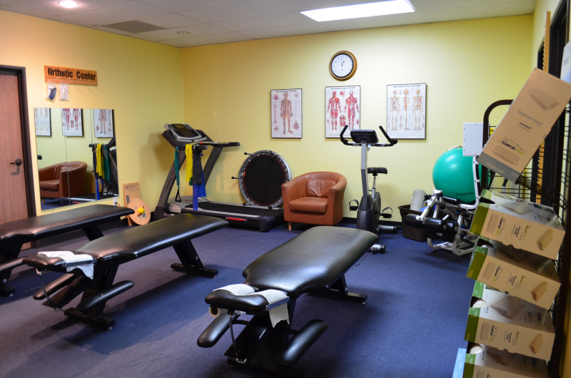 We offer Physical Therapy services